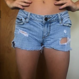 Huntington Jean this off Shorts size 7